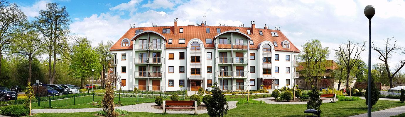Wspólnota Mieszkaniowa Żary ul. Spokojna 24-26-28 - zarządca PRESTIŻ